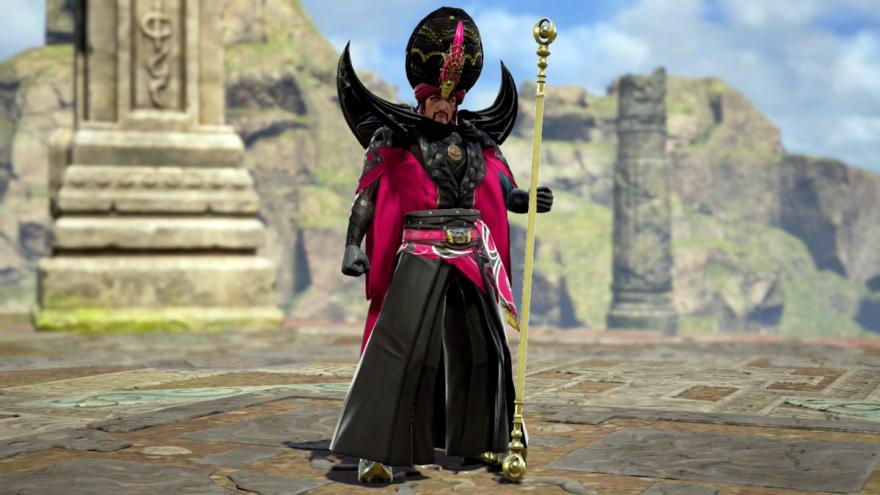 неММО: Soulcalibur VI, конкурс и пользовательские персонажи