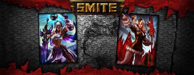 SMITE: SMITE - Немезида, богиня возмездия