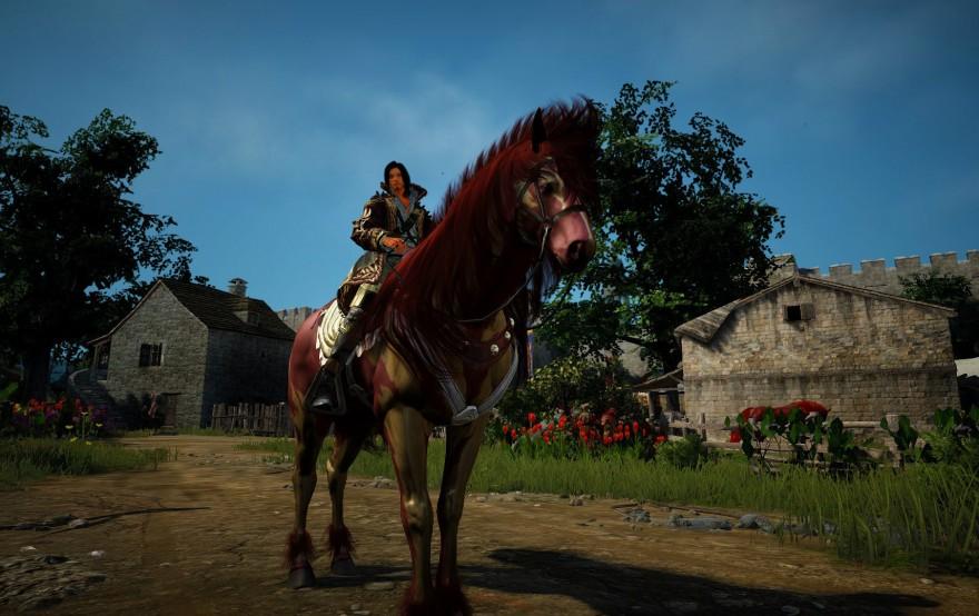 Black Desert: о лошадях, игроках и любви