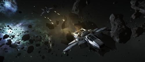 Star Citizen: Письмо от Председателя: О состоянии Догфайт Модуля