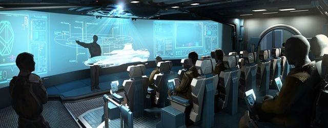 Star Citizen: Реконструкция корабля Idris