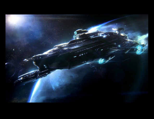 Star Citizen: Корвет Idris отправлен на покой / Долгой жизни фрегату Idris!
