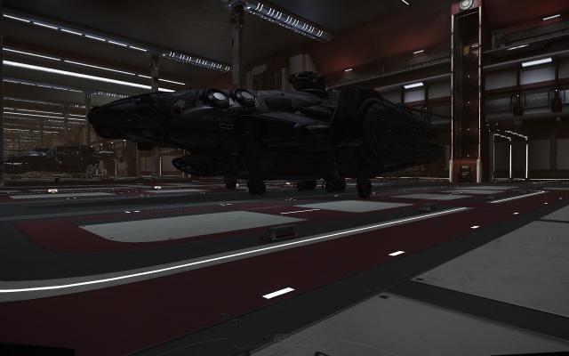 Star Citizen: Aegis Dynamics Redeemer от команды Four Horseman