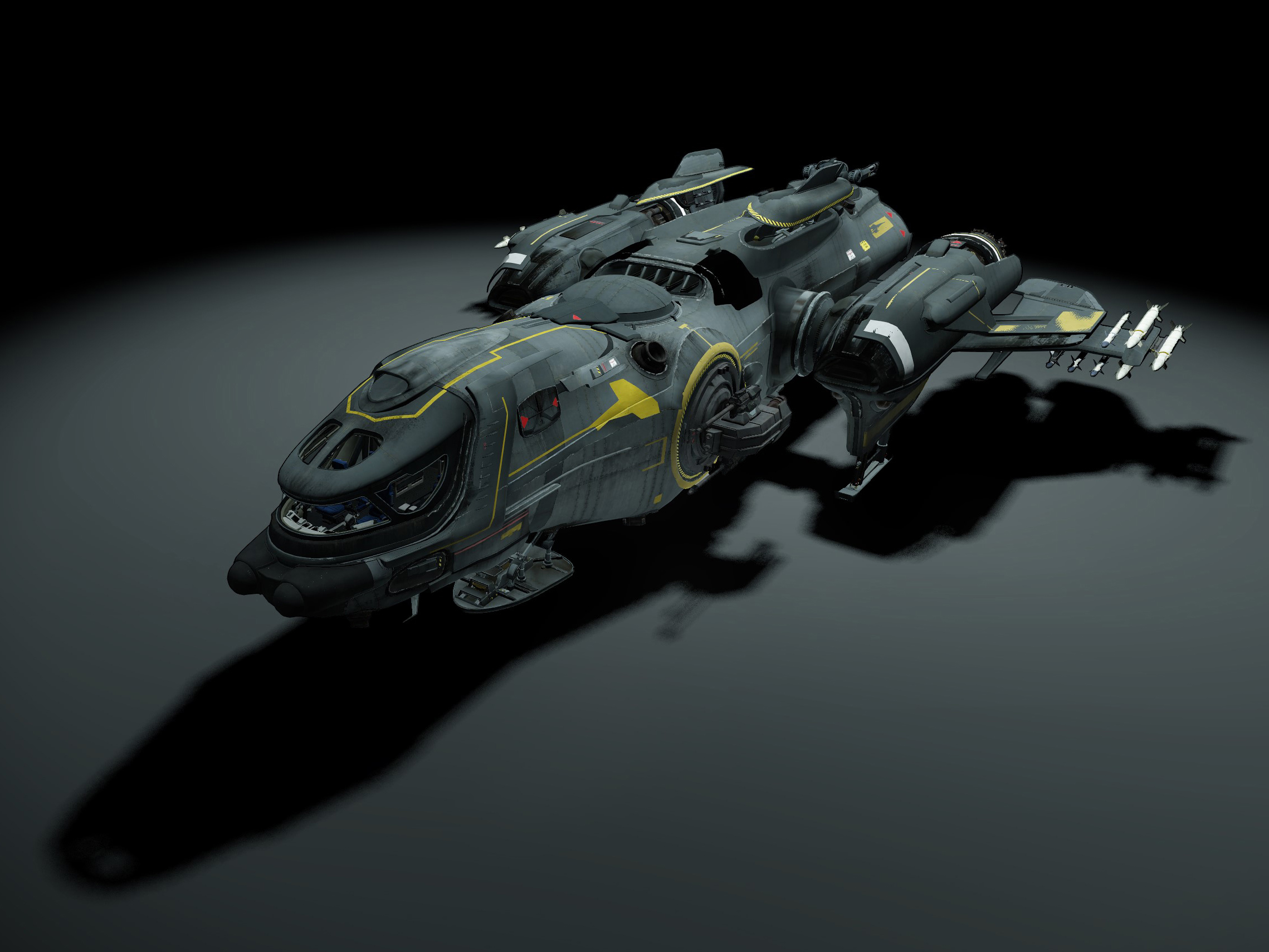 Star citizen freelancer misc - What is the phobia of small spaces pict ...