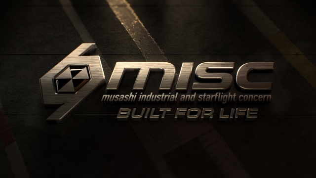 Star Citizen: Логотип MISC - Создан Для Жизни