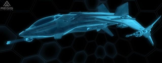 Star Citizen: Данные об Aegis Gladius рассекречены!
