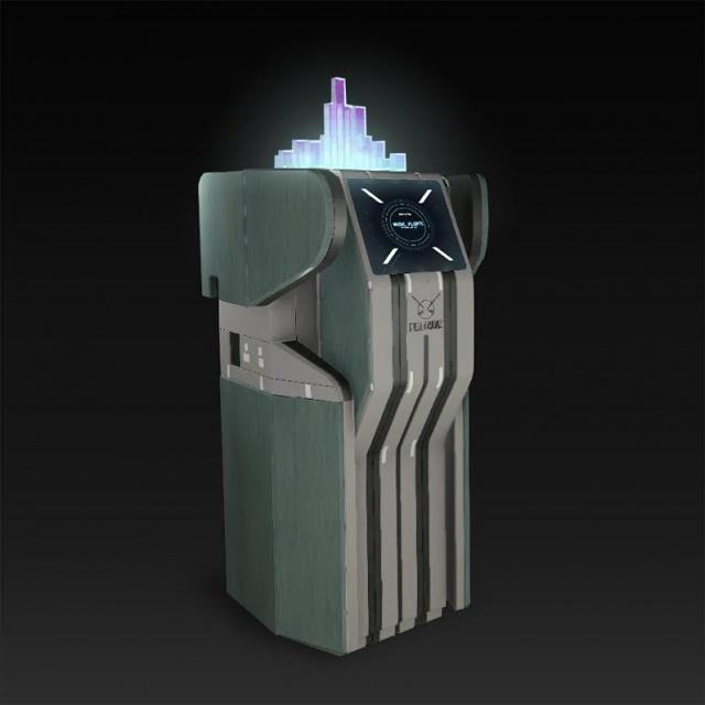 Star Citizen: Музыкальный автомат (Полноразмерное изображение по клику)