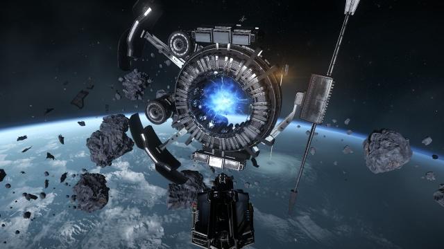 Star Citizen: Новый игровой режим Захват Ядра (полноразмерное изображение по клику)