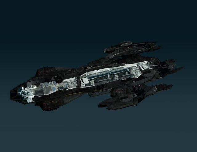 Star Citizen: Constellation Taurus
