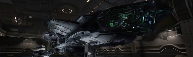 Star Citizen: RSI Constellation Andromeda (полноразмерное изображение по клику)