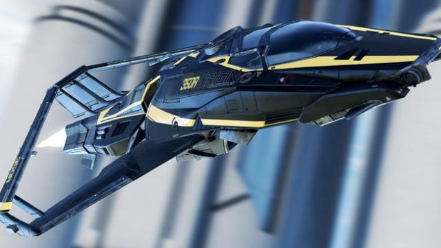 Star Citizen: Origin 350r (полноразмерные изображения по клику)