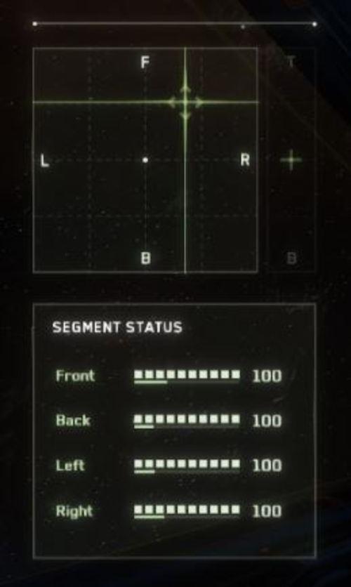 Star Citizen: Улучшения HUD