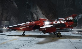 Star Citizen: M50 Interceptor