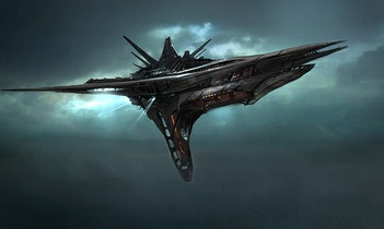 Star Citizen: Banu Merchantman