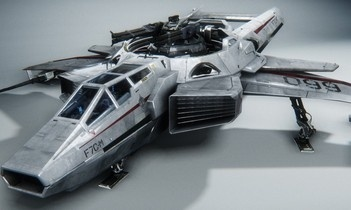 Star Citizen: F7C-M Super Hornet - Юбилейное предложение