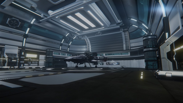 Star Citizen: КОГДА-ТО: Модуль Ангара в 2013 (полноразмерное изображение по клику)