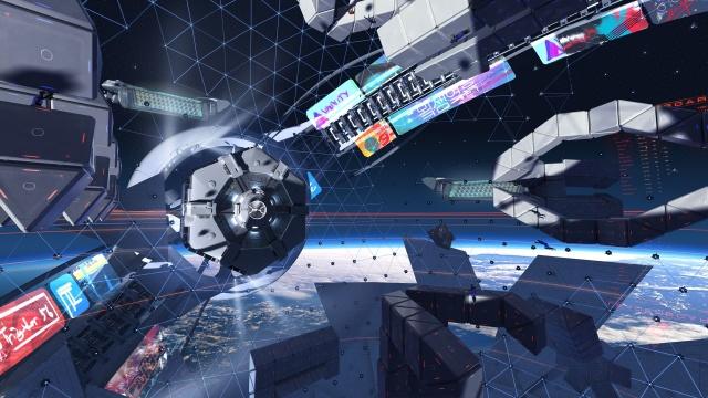Star Citizen: ДАЛЕЕ ПО ПЛАНУ: Боевая арена для Шутерного Модуля (полноразмерное изображение по клику)