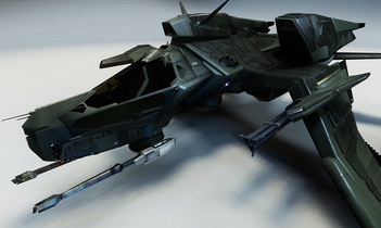 Star Citizen:  Mustang Delta