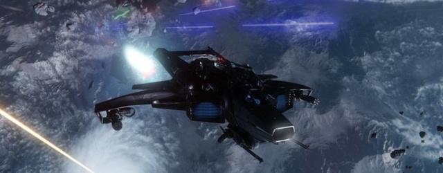 Star Citizen: Космические сражения из серии «Разработчики Vs Сообщество»