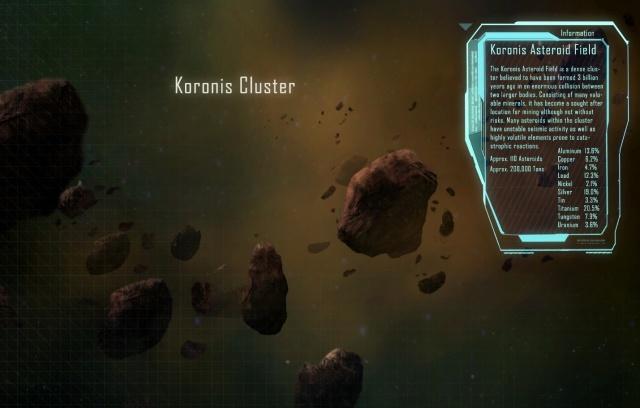 Star Citizen: Поиск подходящего астероидного поля
