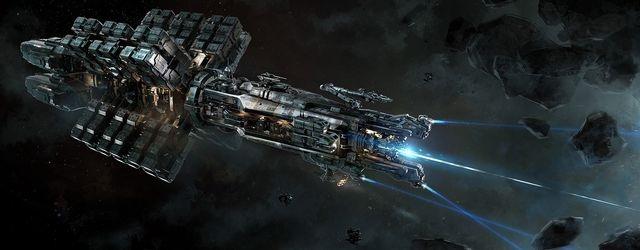 Star Citizen: Суровый Колосс: Добывающая платформа Orion