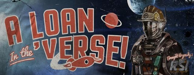 Star Citizen: Одинокий должник во Вселенной (A Loan in the 'Verse)