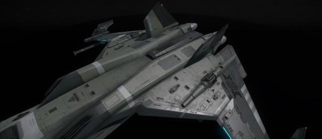 Star Citizen: Рисунок 5 – Нет повреждений
