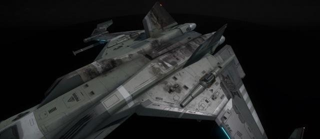 Star Citizen: Рисунок 7 – Вмятины