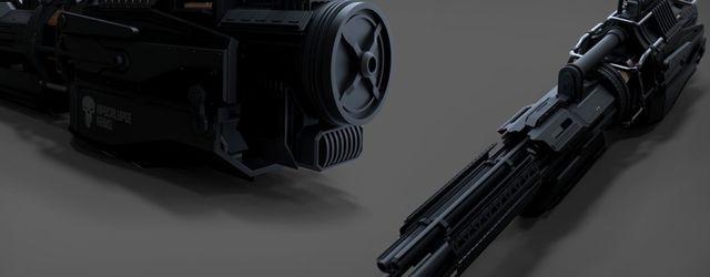 Star Citizen: ДИЗАЙН: Обновление оружейных подвесов