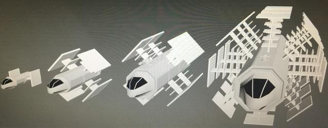 Star Citizen: Распродажа концептов: Модельный ряд MISC Hull теперь доступен!