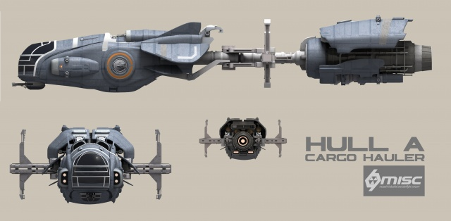 Star Citizen: Hull A