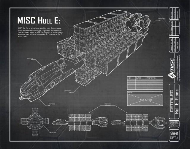 Star Citizen: MISC Hull E: вопросы и ответы