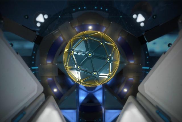 Star Citizen: SATA Ball: Финальный вариант мяча
