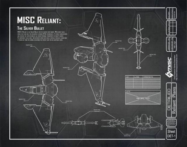 Star Citizen: Встречайте MISC Reliant