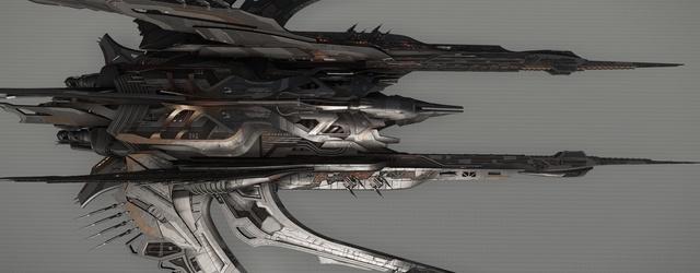 Star Citizen: Секретный доклад – Обнаружен бомбардировщик Vanduul