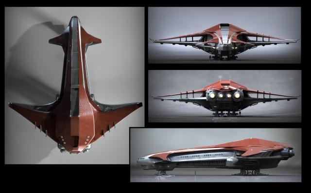 Star Citizen: Представляем Genesis Starliner