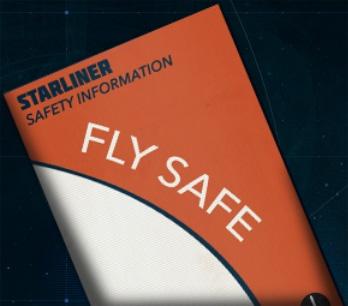 Star Citizen: – Genesis Starline / Брошюра по технике безопасности >>