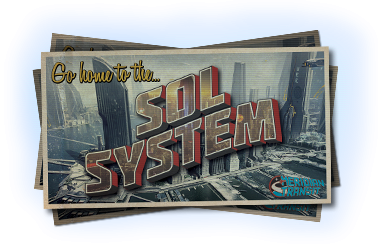 Star Citizen: – Система Sol / Посмотреть Путеводитель по Галактике >>