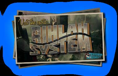 Star Citizen: – Система Rihlah / Посмотреть Путеводитель по Галактике >>