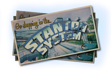 Star Citizen: – Система Stanton / Посмотреть Путеводитель по Галактике >>