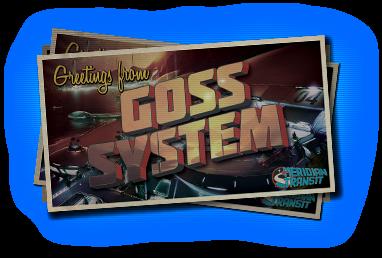 Star Citizen: – Система Goss / Посмотреть Путеводитель по Галактике >>