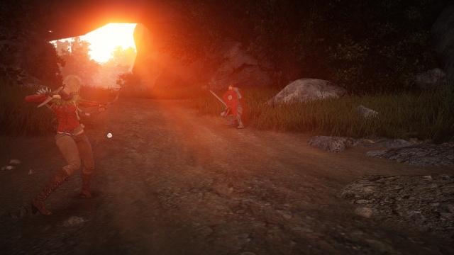 Black Desert: Игровые механики: PvP