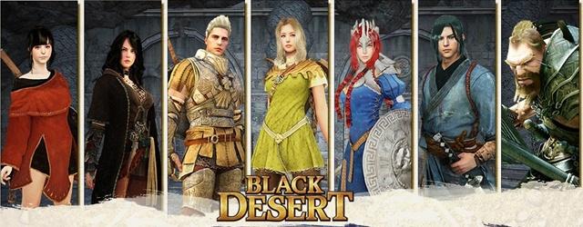 Вопросы и ответы с командой Black Desert