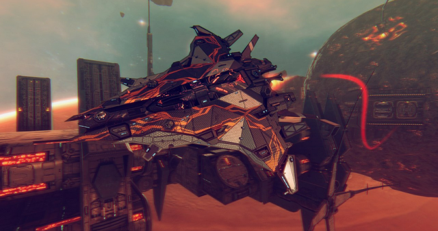 Star Conflict: Кораблики, дредноут и все-все-все