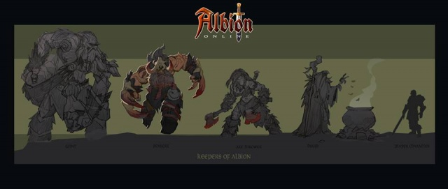 Albion: Письмо от разработчиков
