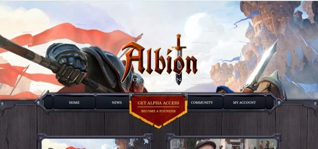 Albion: Начало новой альфы альфы?