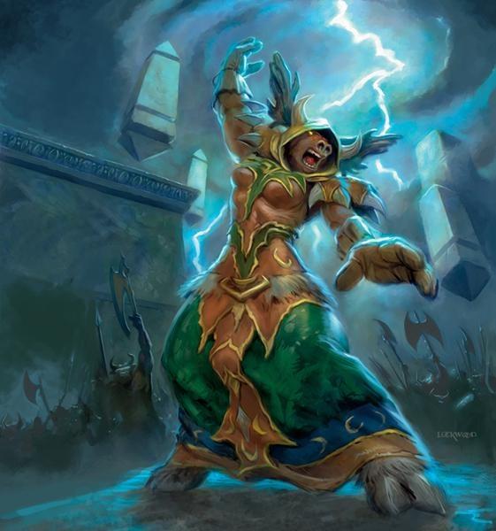World of Warcraft: С горящими глазами и зеленая тоска упрощений