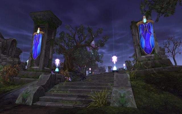World of Warcraft: Иллюзия выбора или 10000 мировых заданий.