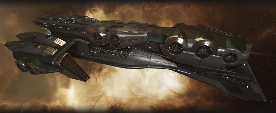 EVE Online: Романтика пиратства или история Чёрной метки
