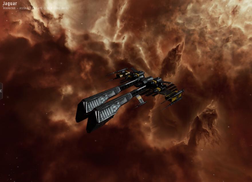 EVE Online: Штурмовые фрегаты и Новая Надежда